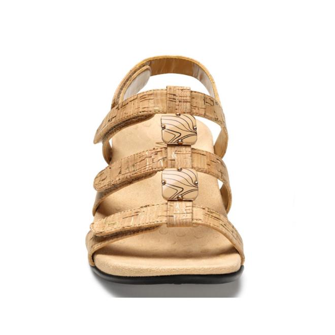 Vionic Women's Rest Amber Adjustable Sandal image 4
