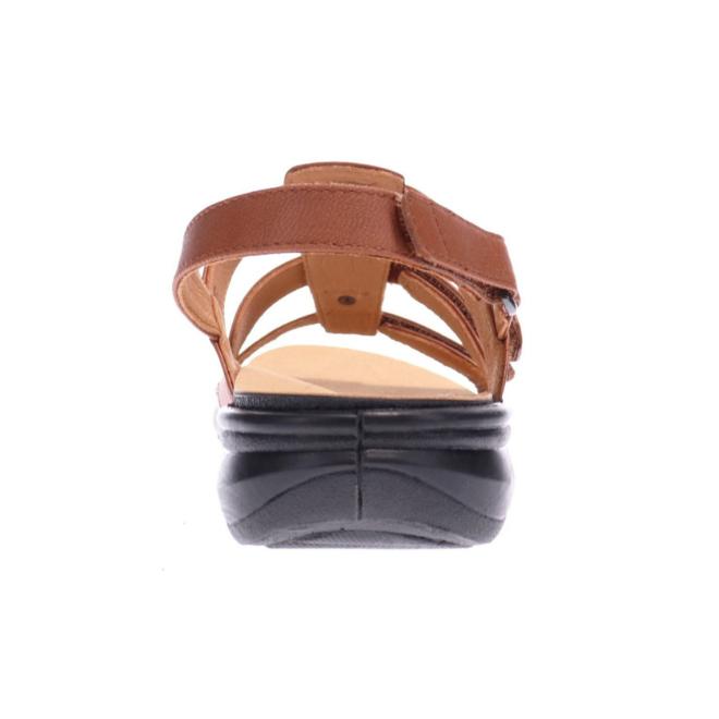 Revere Women's Toledo Back Strap Sandal Wide (D) Width image 5