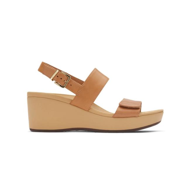 Vionic Women's Lovell Wedge Sandal image 0