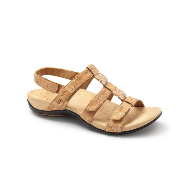 Vionic Women's Rest Amber Adjustable Sandal image 3