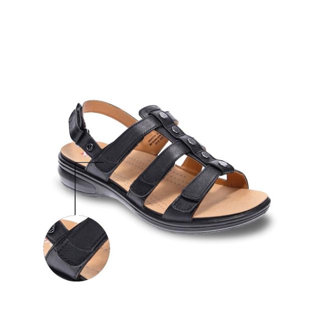 Revere Women's Toledo Back Strap Sandal Standard (B) Width image 2
