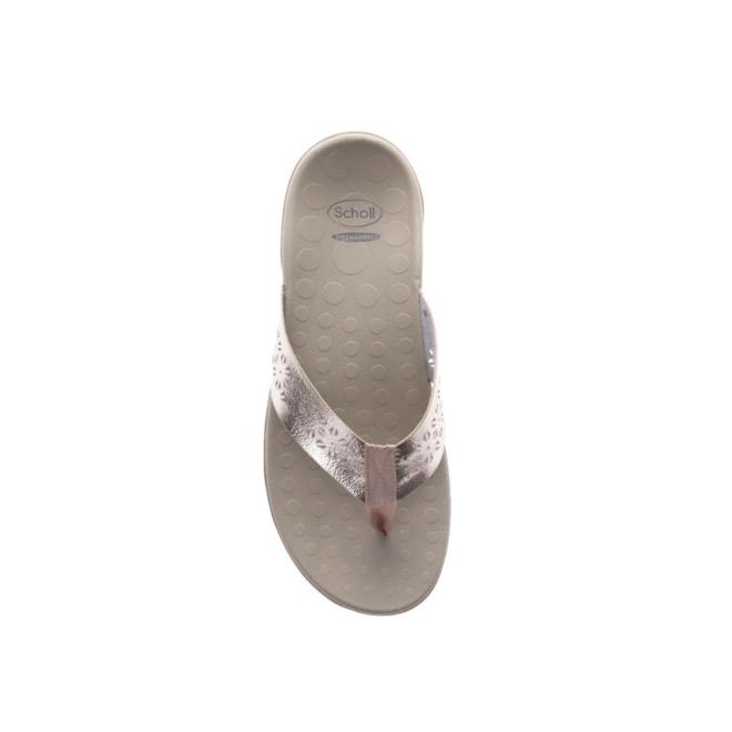 Scholl Women's Spangle Toe Post Sandal image 4