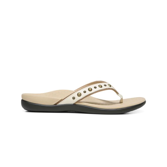 Vionic Women's Vanessa Toe Post Sandal image 0
