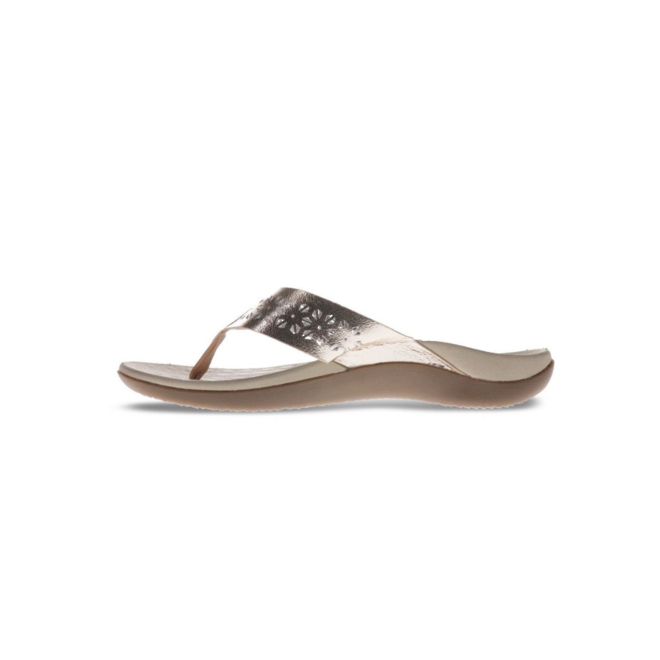Scholl Women's Spangle Toe Post Sandal image 2