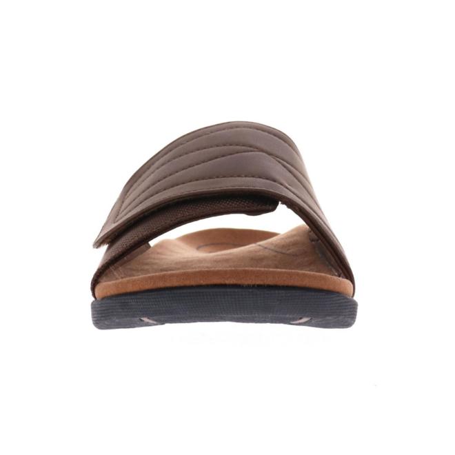 Scholl Men's Cayenne Slide Sandal image 4