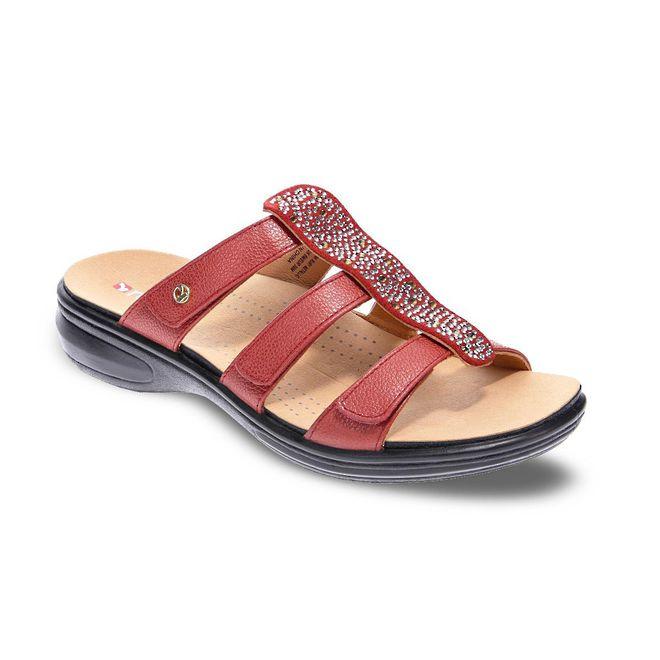 Revere Women's Catalina Slide Sandal Standard (B) Width image 1
