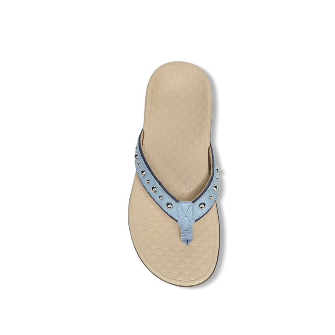 Vionic Women's Vanessa Toe Post Sandal image 4