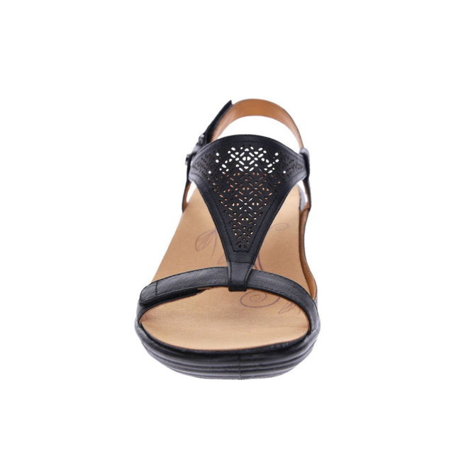 Revere Women's Santa Fe Back Strap Sandal Standard (B) Width image 3