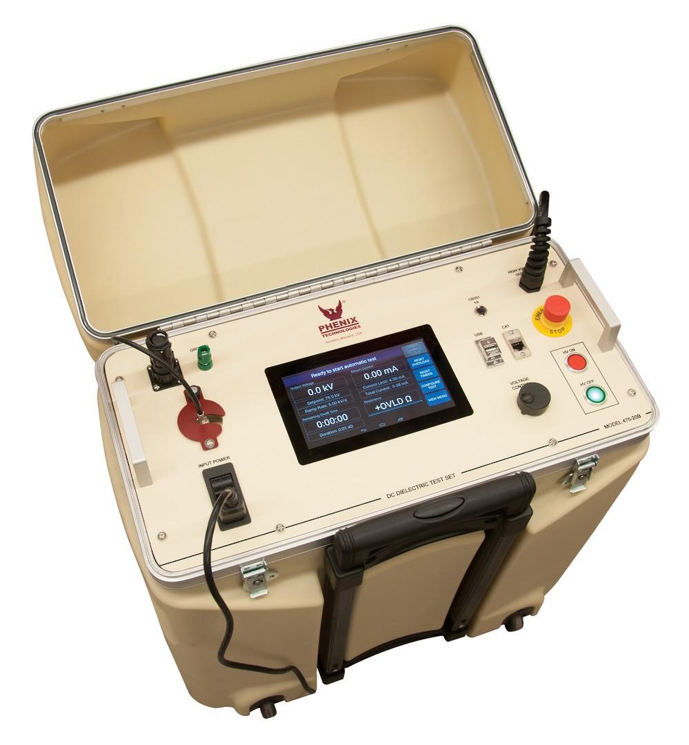 Phenix 40kV to 200kV Portable DC Hipots image 1