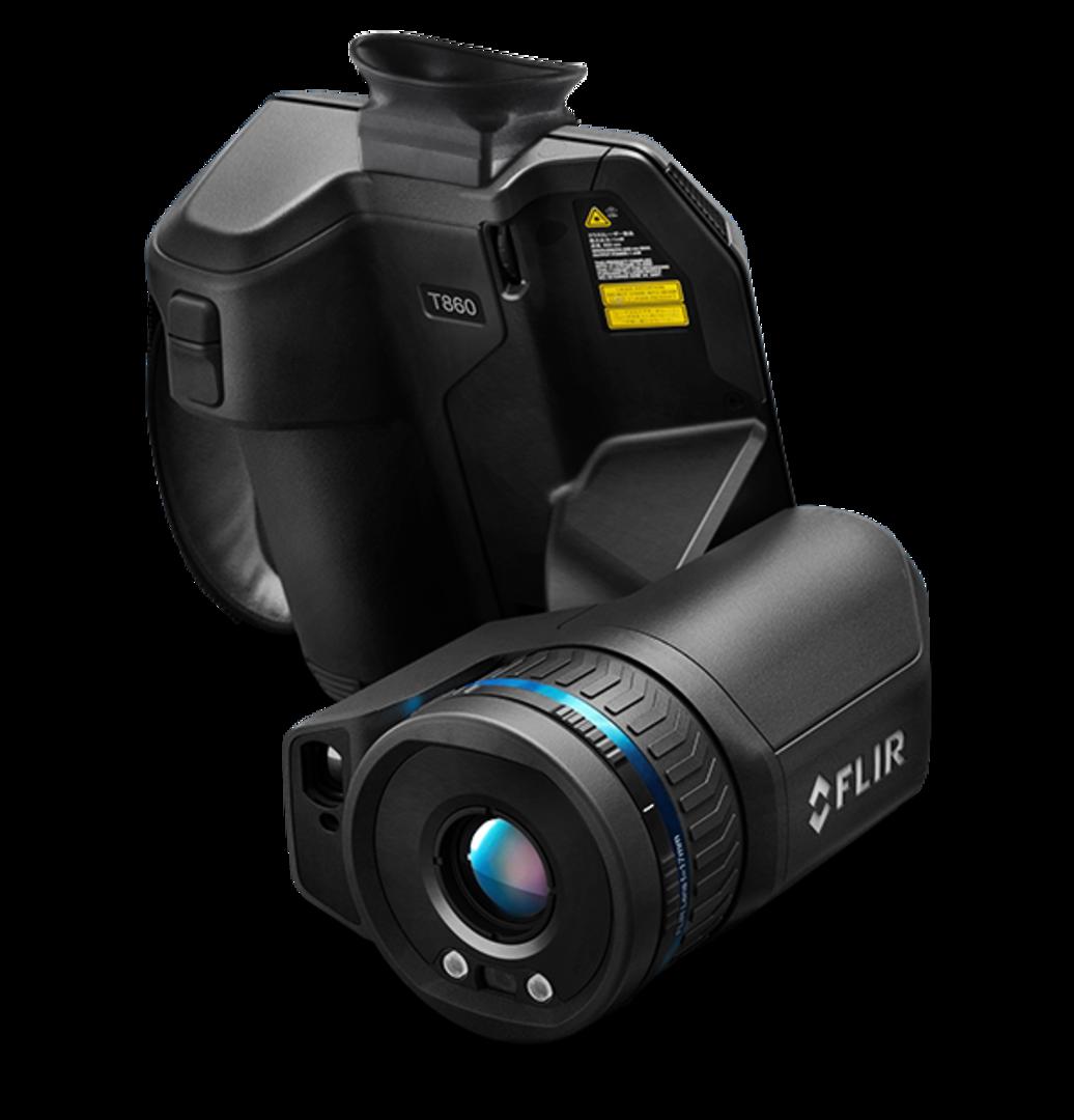 Flir T840 Thermal Imaging Camera (464x348 Pixel) image 0