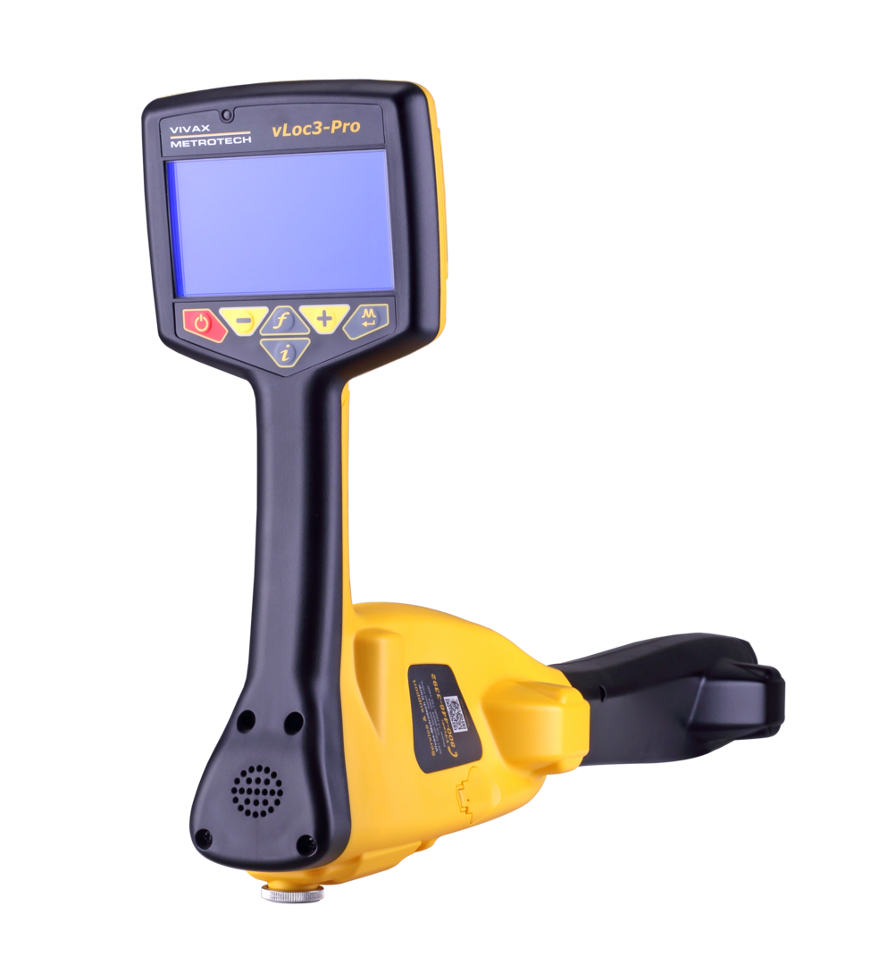 Vivax-Metrotech  vLoc3-Pro Cable and Pipe Locator image 0