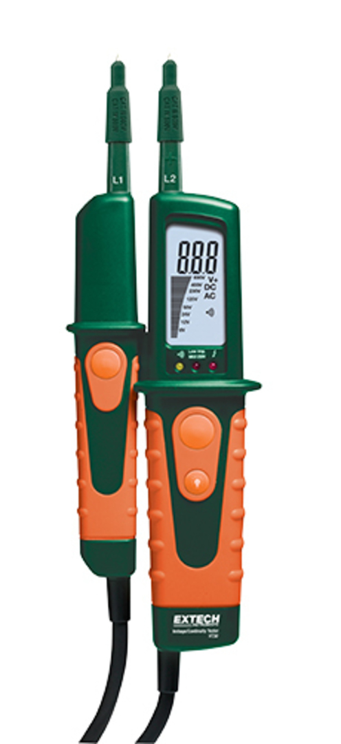 Extech VT30 LCD Multifunction Voltage Tester image 1