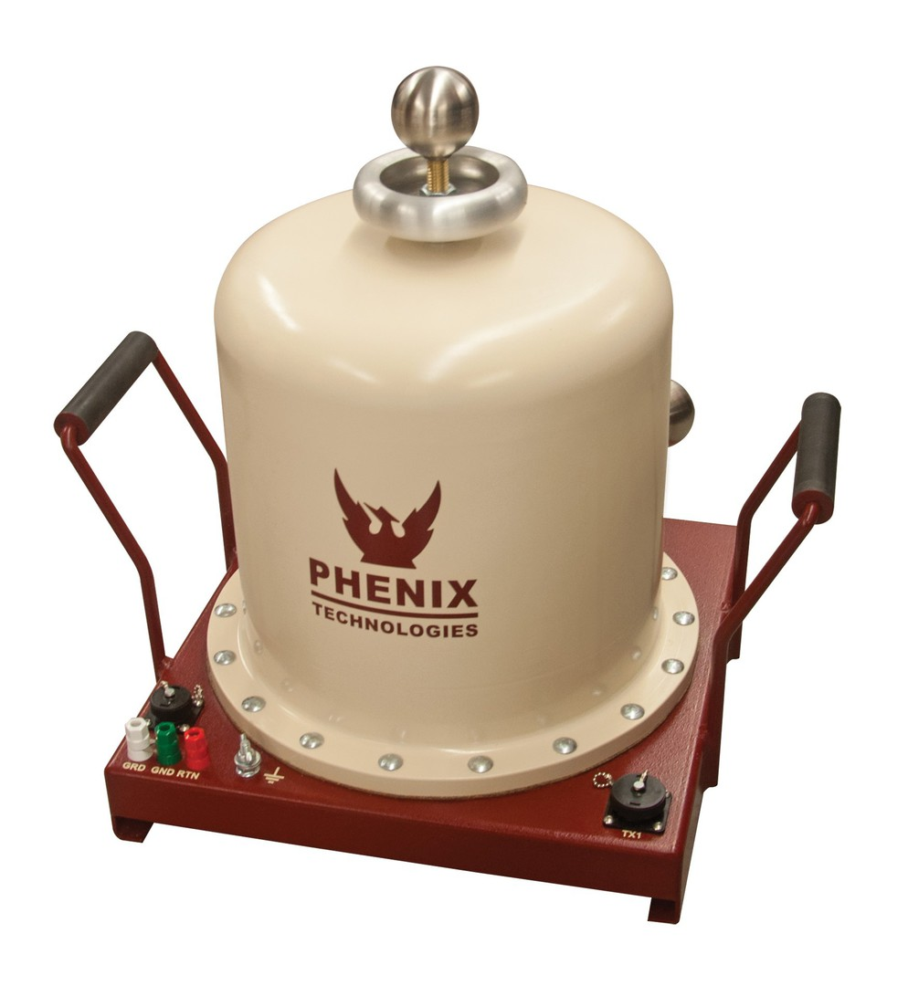 Phenix 6CP & 6CB series 15kV-200kV AC Dielectric Test Sets image 0