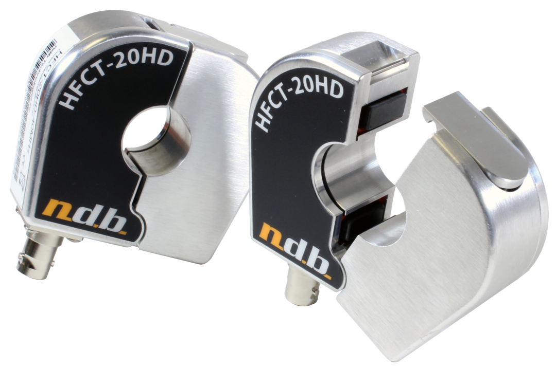 NDB Tech HFCT-20HD & HFCT-60HD PD Detection Clamps image 0
