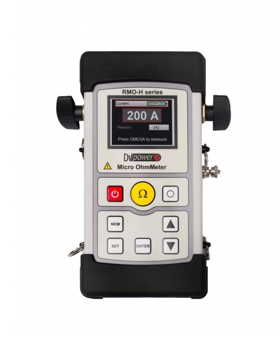 DV-Power RMO-Hxx Series Micro Ohmeter image 0