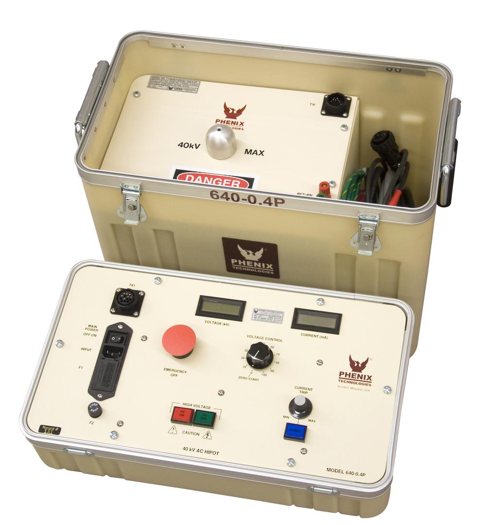 Portable AC Dielectric Test Sets image 0