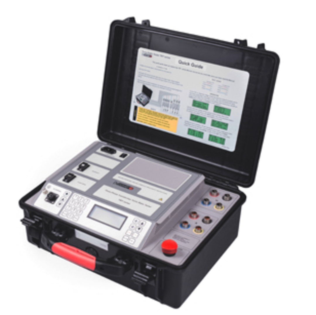 DV-Power Turns Ratio Testers TRT33 series image 0