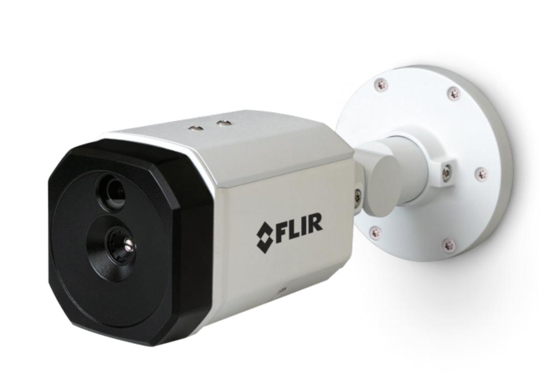 Permanent Temperature Screening CCTV, FLIR Elara FR-345-EST