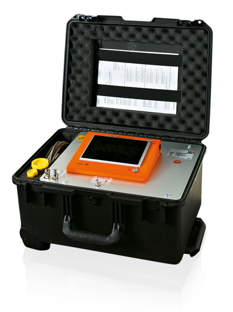 Dilo 3-038 SF6 Gas MulitiAnalyser image 0
