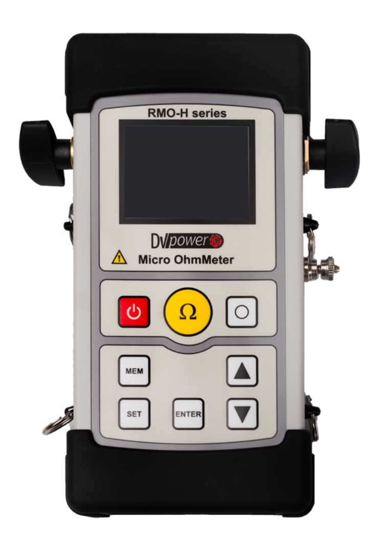 DV-Power RMO-Hx Series Micro Ohmeters image 1