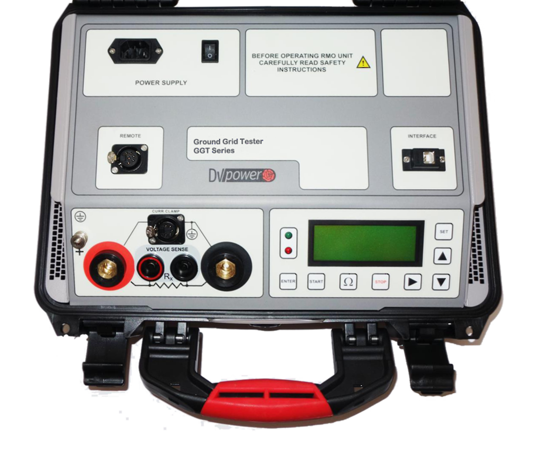 DV-Power GGT500 Ground Grid Tester image 0