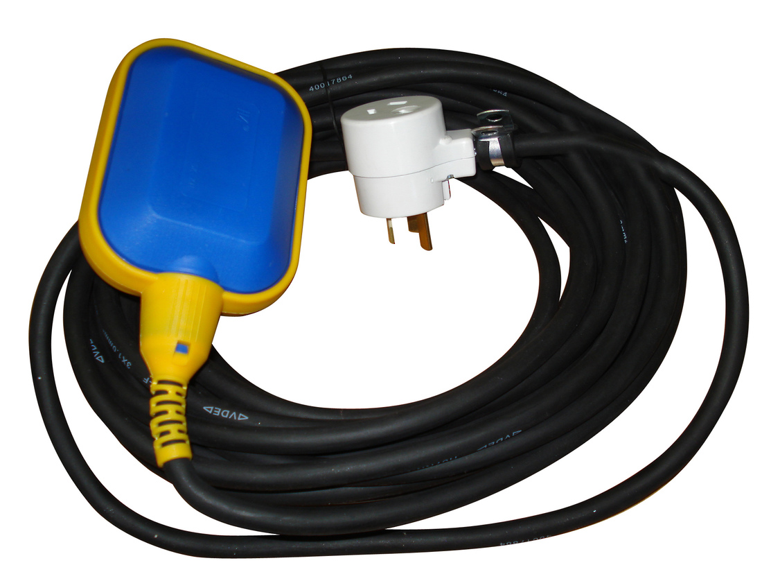 Float switch with 10m cable image 0