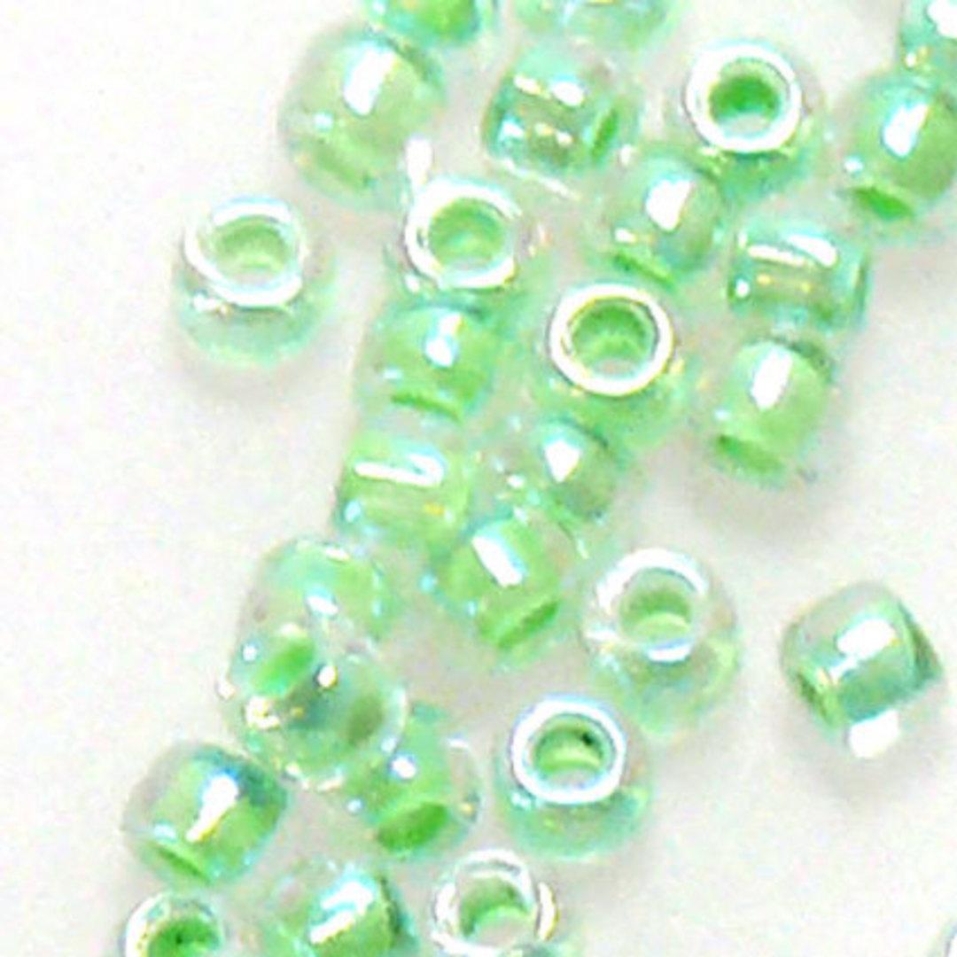 Matsuno size 11 round: 262A - Mint, transluscent image 0