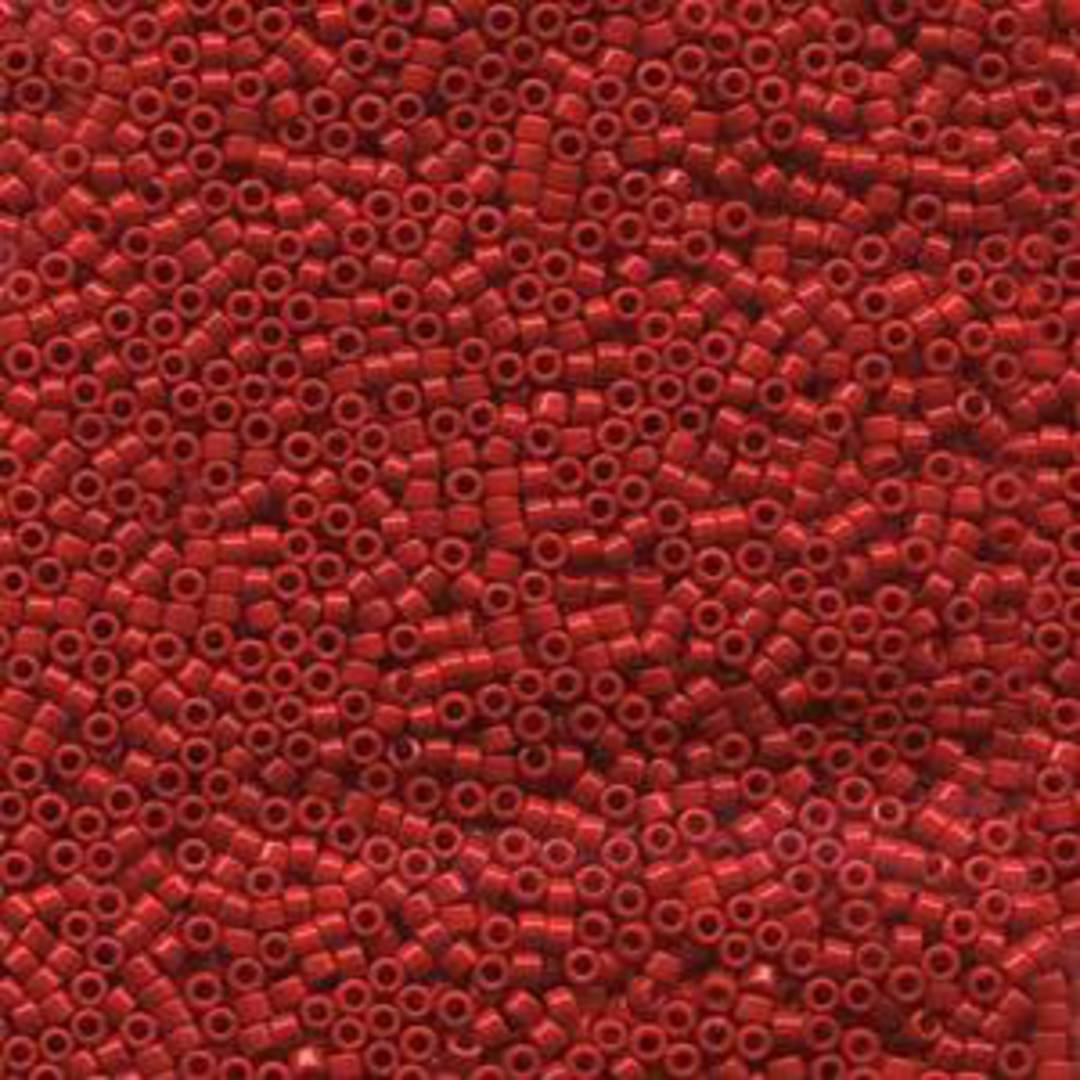 Delica, colour 723 - Opaque Dark Cranberry image 0