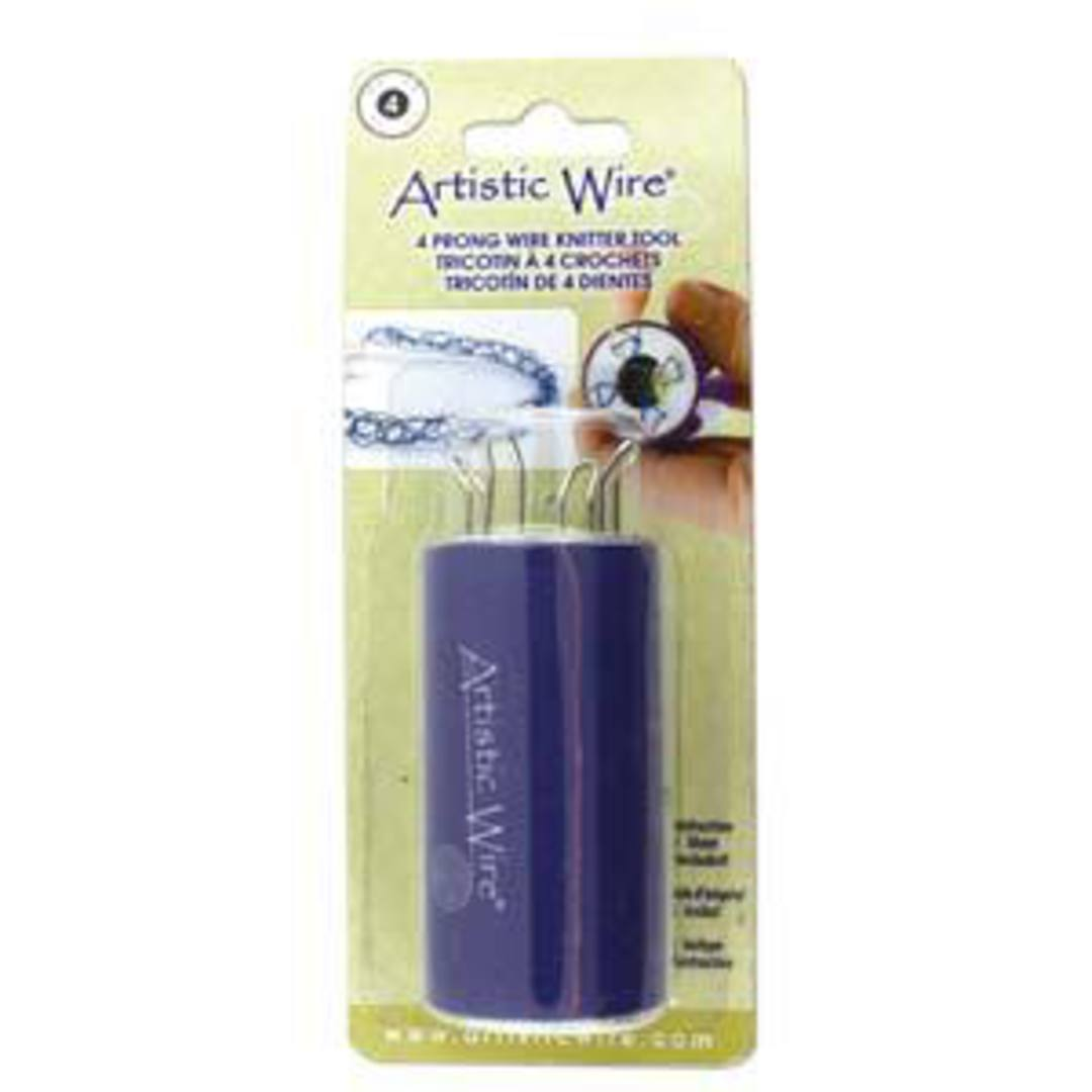NEW! Artistic Wire Knitter, 4 prong image 1