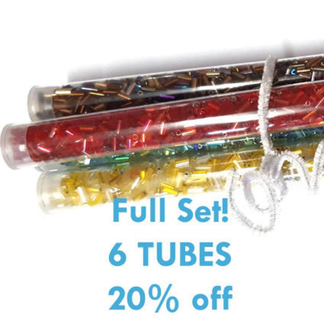 Bugle Mix: Full Set of 6 colours image 0