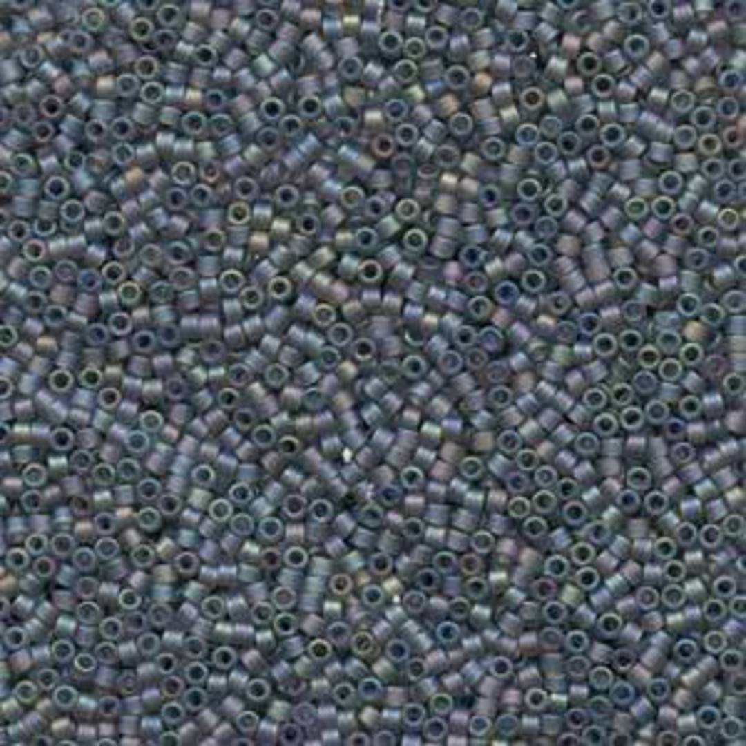 BACK! Delica, colour 863 - Matte Opaque Grey AB image 0