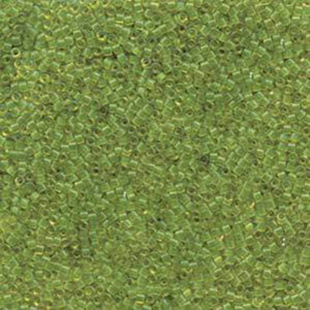 Delica, colour 1107 - Olive transparent image 0