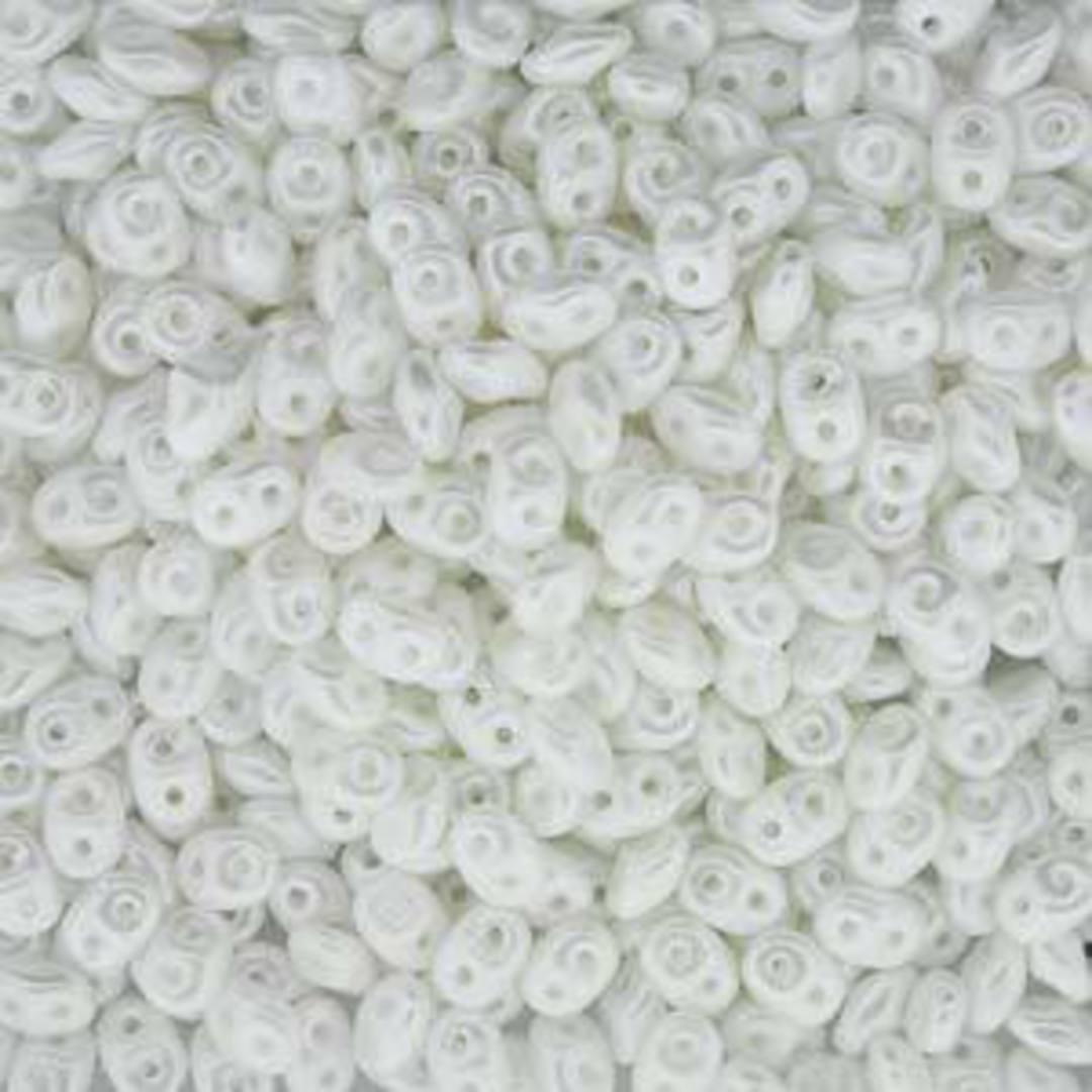 Superduo: Pastel White image 0