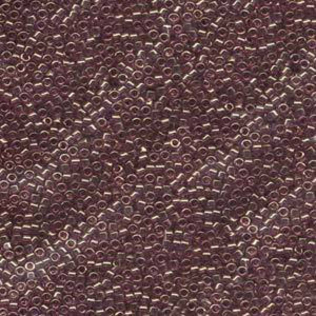 Delica, colour 108 - Gold Luster Amethyst image 0