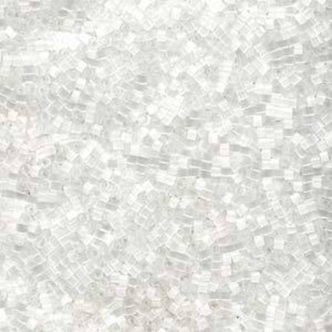 Delica, colour 635 - Crystal-Silk Satin image 0