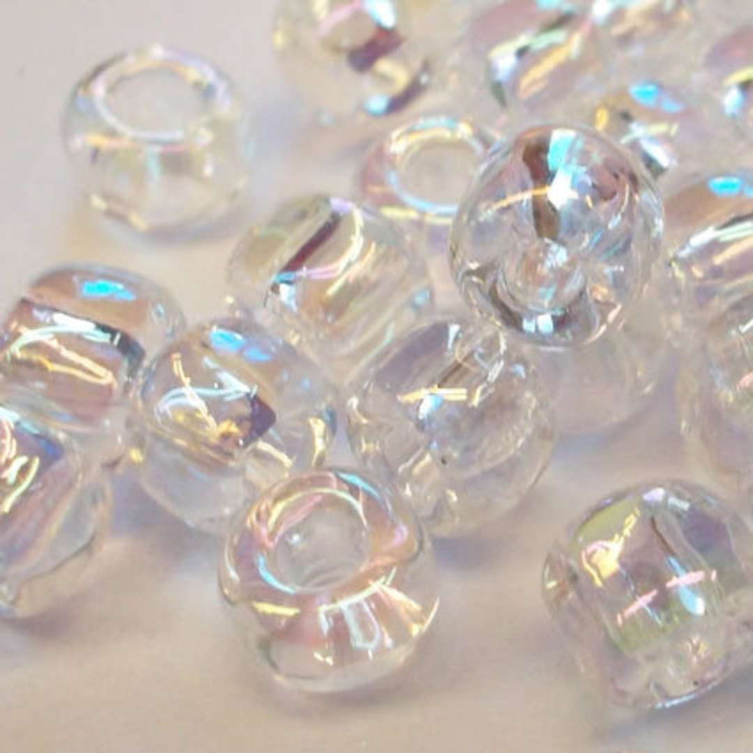 Matsuno size 6 round: 250 - Crystal Clear AB image 1