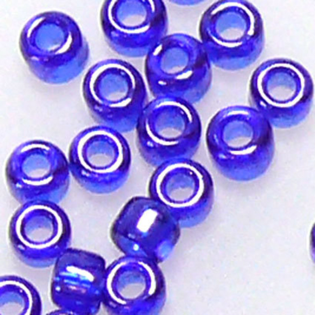 Matsuno size 11 round: 176 - Blue Opal, transluscent image 0