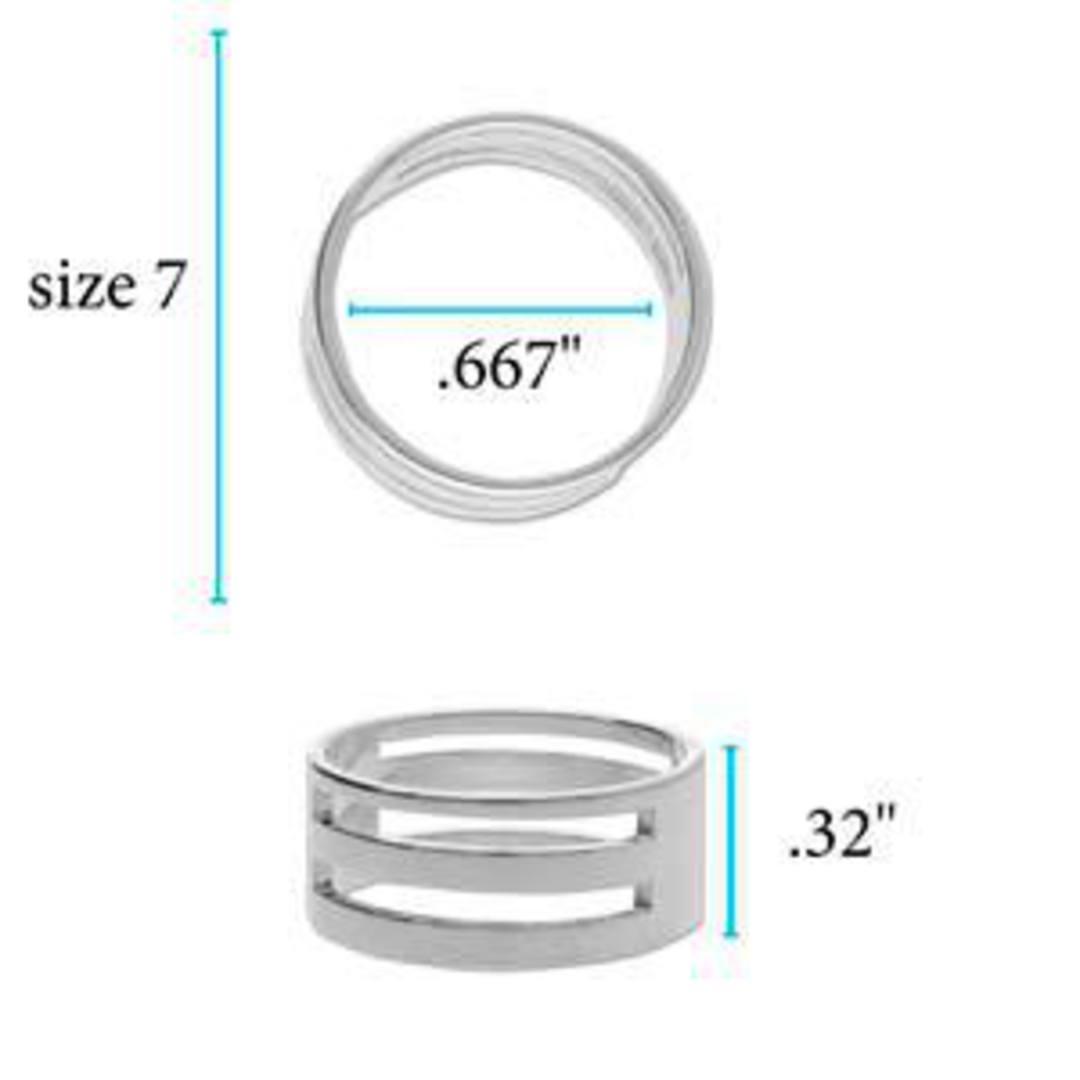 Jumpring Opener: Multi Slot Ring image 2