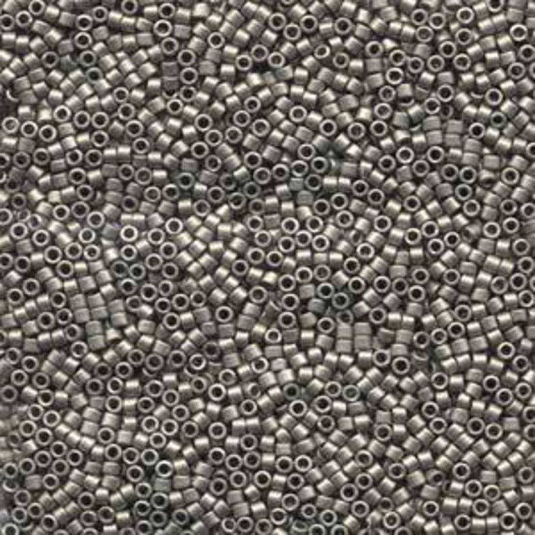 Delica, colour 321 - Matte Metallic Silver image 0
