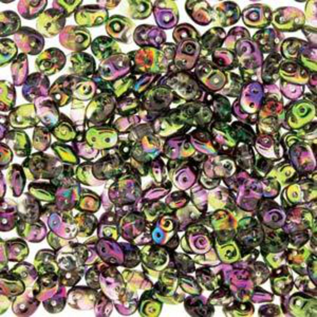 Superduo: Crystal Magic Violet/Green image 0