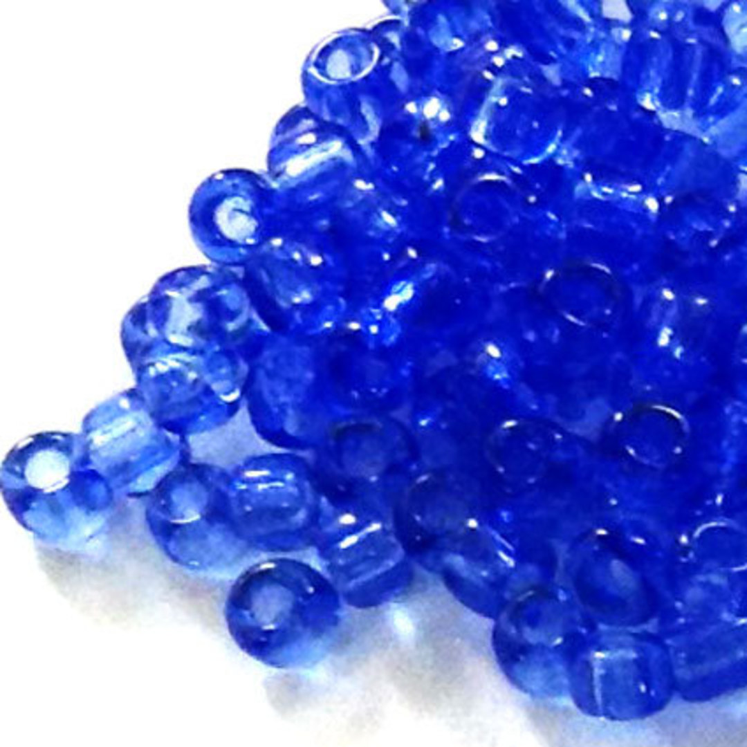Matsuno size 11 round: 150 - Sapphire, transparent image 0