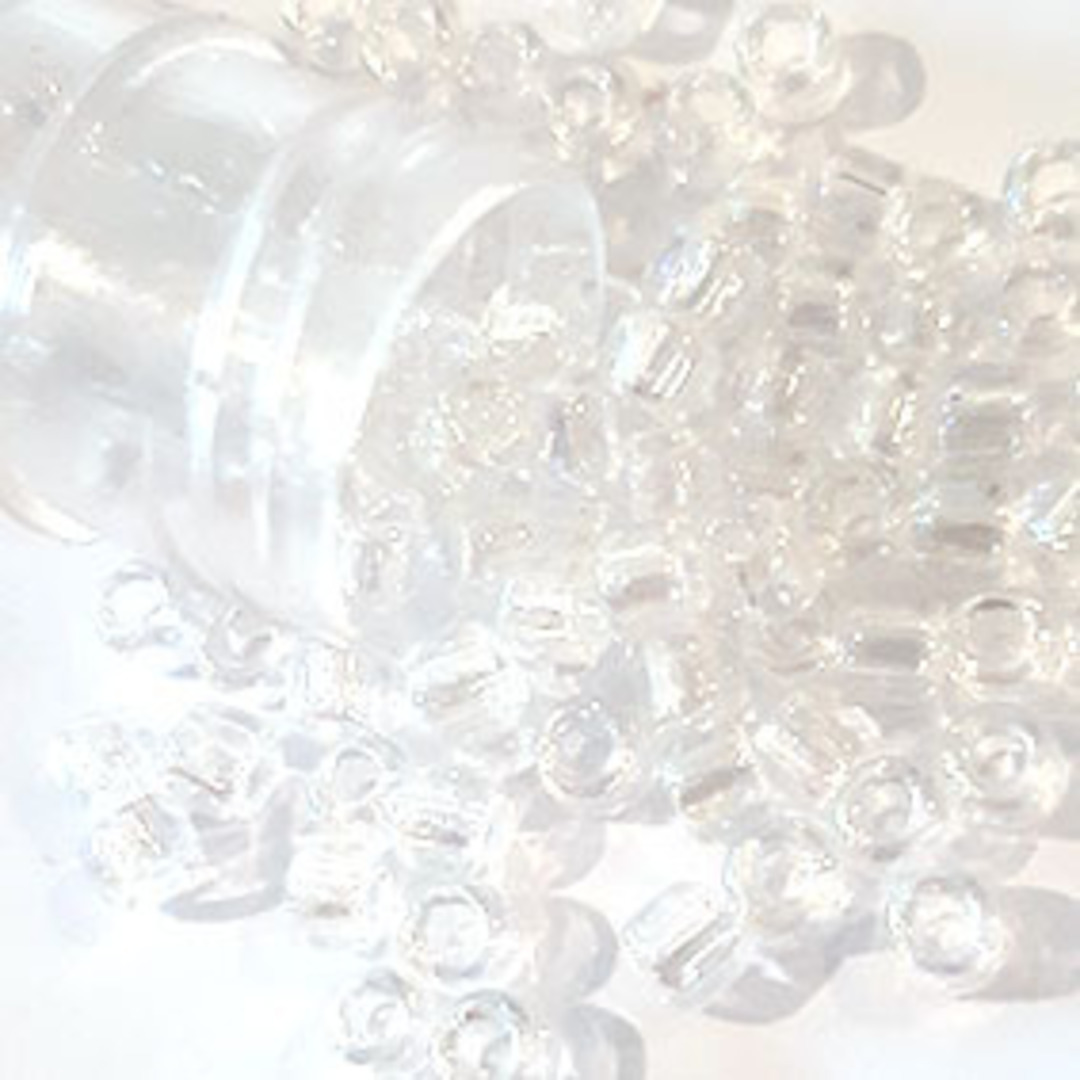 Matsuno size 6 round: 131 - Crystal Clear image 0