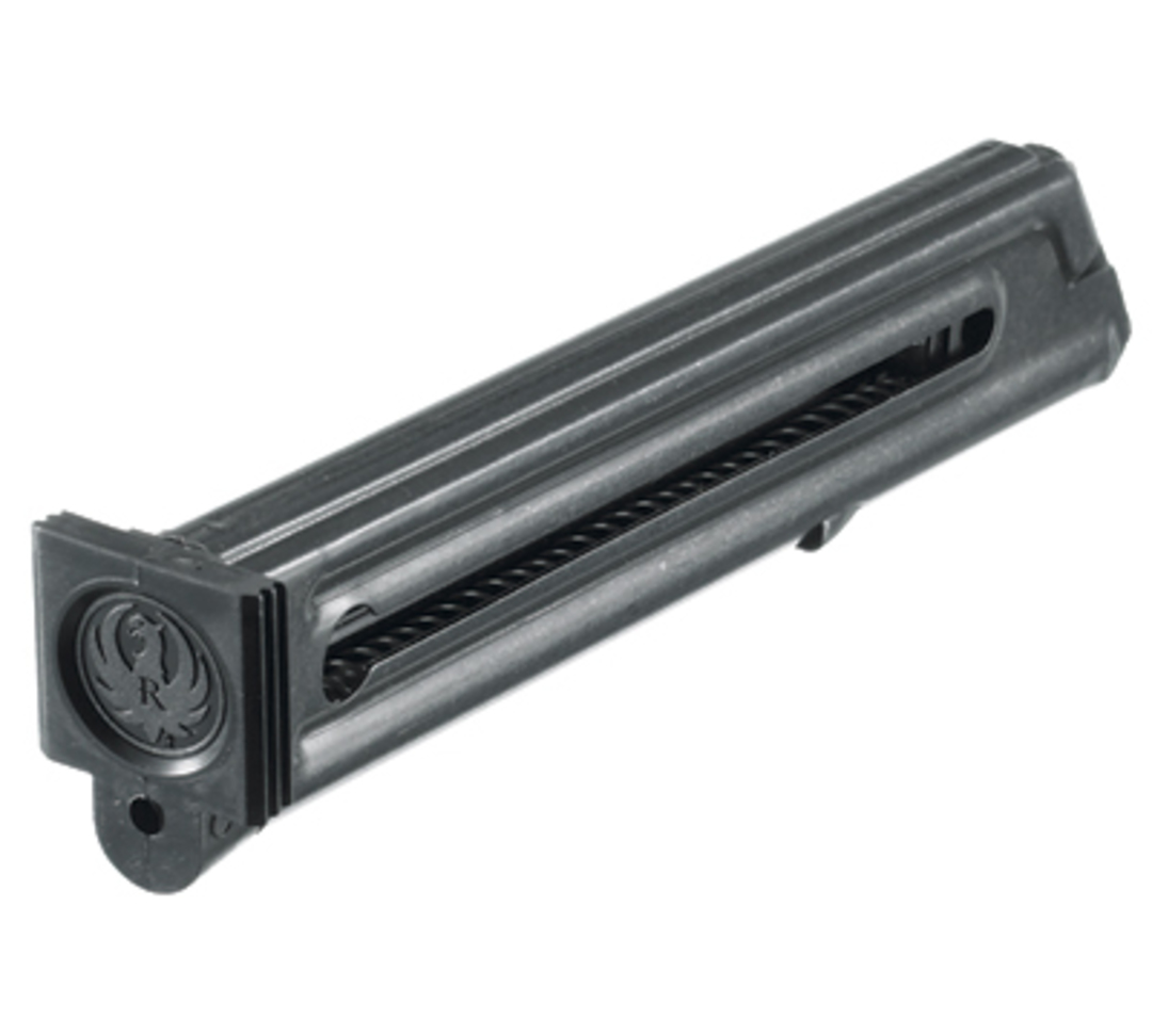 Ruger MkIII 10 Shot Magazine Blued image 0