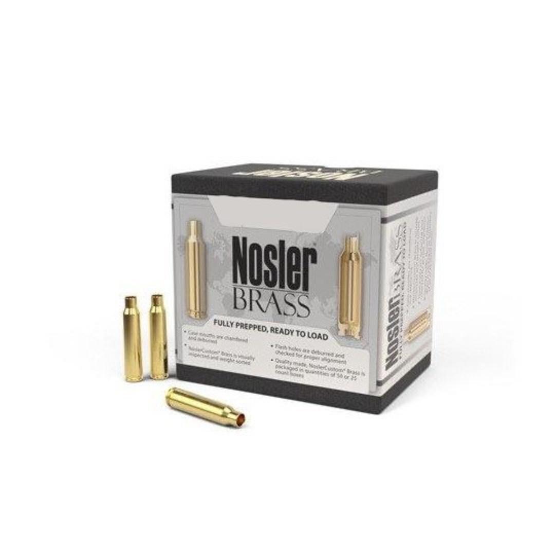 Nosler Brass 300 Rem Saum 25's #11935 image 0