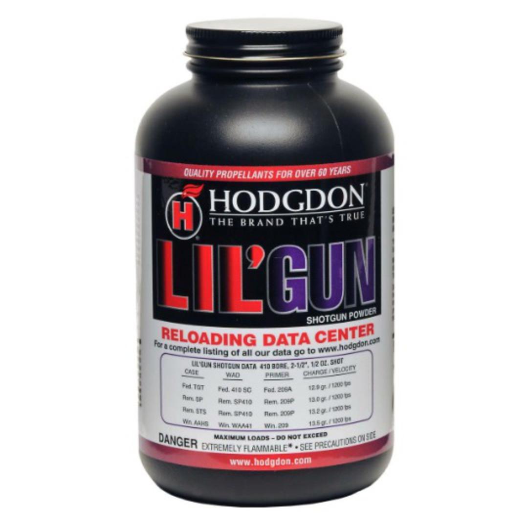 Hodgdon Lilgun 1lb image 0
