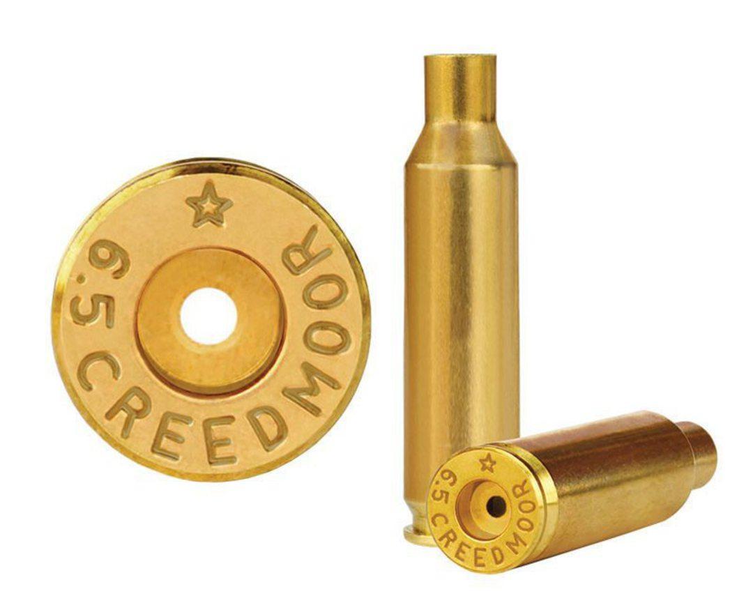 Starline 6.5 Creedmoor Brass  Bag of 100 LGE RIFLE image 0