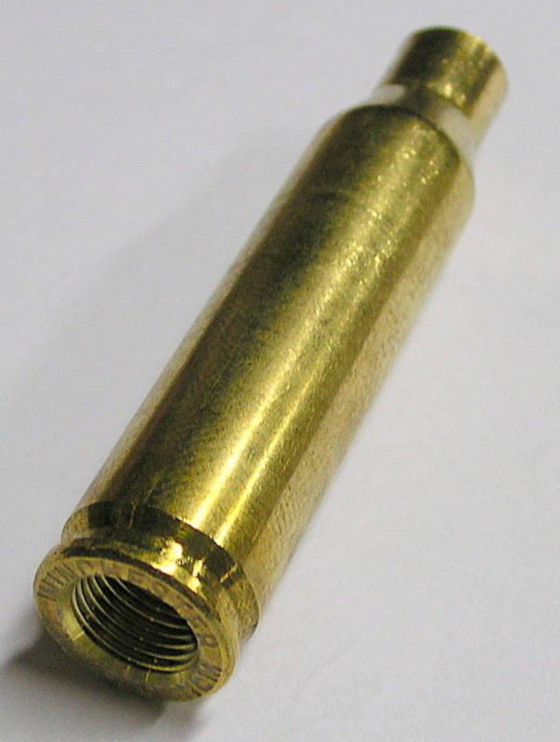 Hornady OAL Gauge Modified Case 270WSM B270W image 0