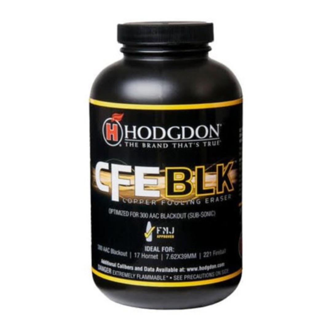 Hodgdon CFE Black 1lb image 0