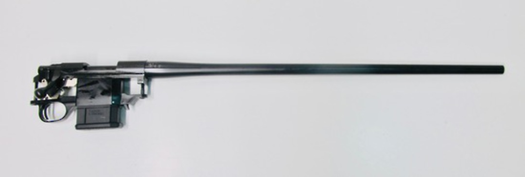 """Howa Mini Action 223 Rem 20"""" Barrelled Action Light Weight Threaded (Blued finished) image 0"""