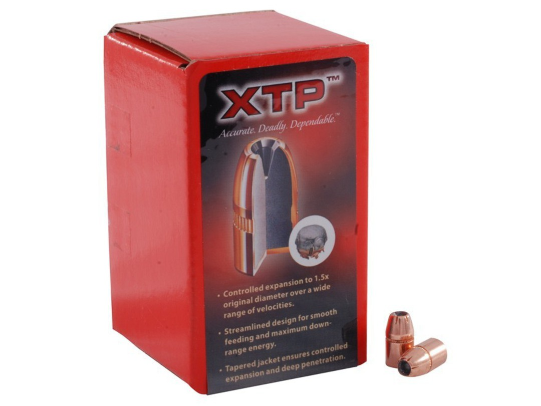 Hornady 32cal .312 100 gr HP XTP 32070 Box of 100 image 0